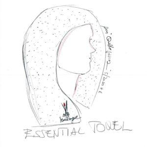 Disegno Essential Towel