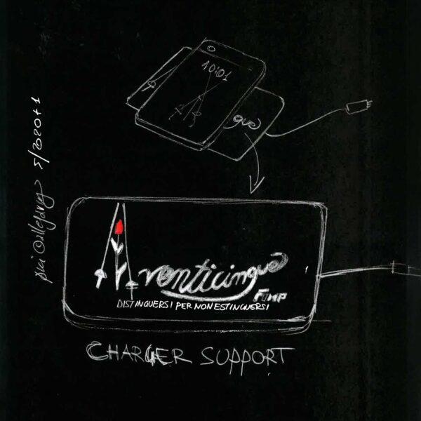 Charger support Progetto Venticinque
