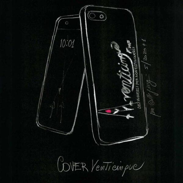 Cover telefono progetto venticinque