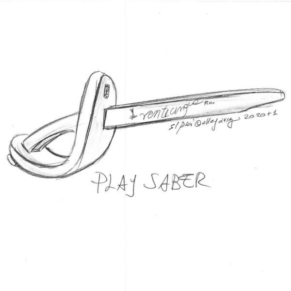 Sciabola play saber