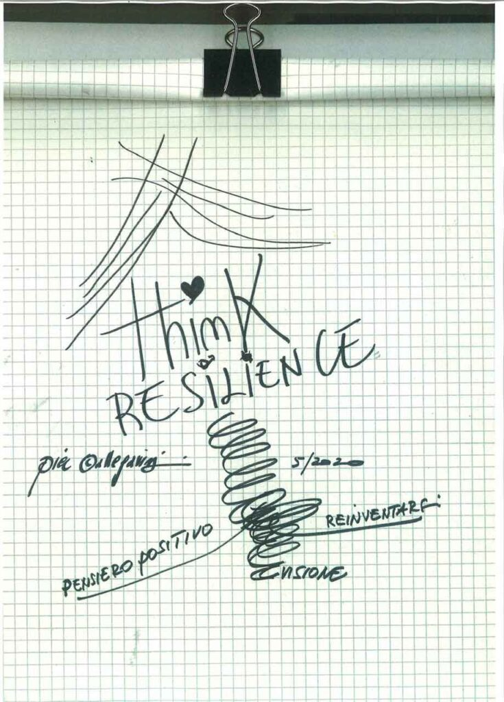 Think resilience ProgettoVenticinque
